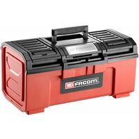 Boîte à outils plastique 19'' - Capacité 25kg FACOM BP.C19NPB