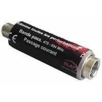 Filtre batônnet anti perturbations 4G / 5G LTE 700 MHz ELAP 330125
