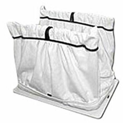 sacs filtrant jetables kit de 5 dig dyn pour robot diag.2001 et dyn+ + piscines publiques - 9991440-assy - dolphin