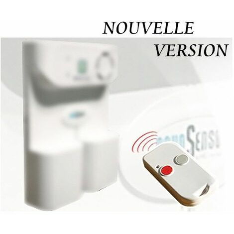 télécommande pour alarme de piscine aquasensor espio d'après milieu 2009 - a80teleesp011 - mg international