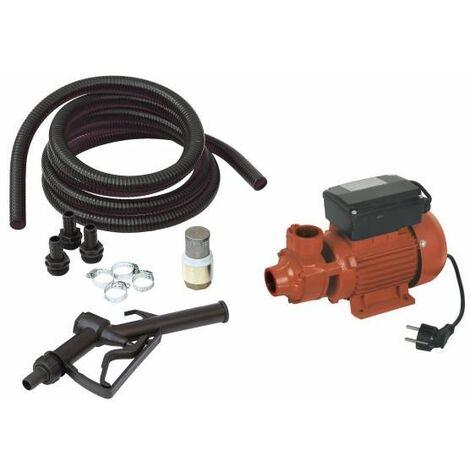 kit pompe gasoil complet + crépine laiton et tuyau - prkg115a - ribitech