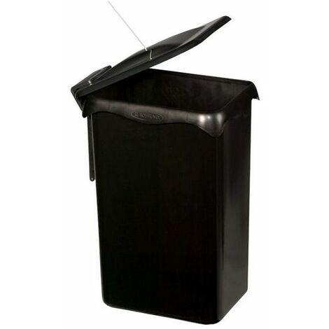 poubelle de placard 23l plastique - 98740 - rossignol