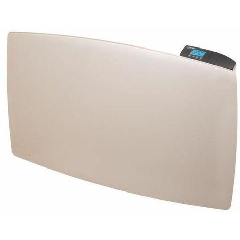 radiateur décoratif à inertie 750w blanc - 0.637.992 - ducasa