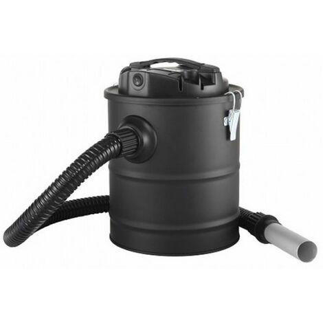 aspirateur à cendres chaudes 18l 800w - 001852 - evatronic