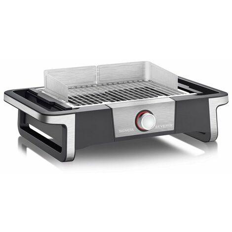 barbecue électrique posable 3000w - pg8113 - severin