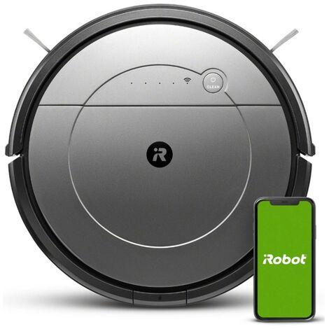 aspirateur/laveur robot connecté - r113840 - irobot