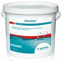 chlore choc pastille 5kg - chloriklar - bayrol