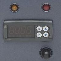 réchauffeur electrique 6kw triphasé digital - v-8t36v-d - vulcan