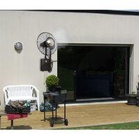 ventilateur brumisateur mural haute performance - 077 - ofresh