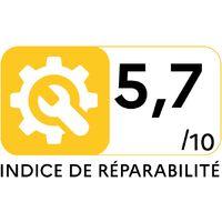 aspirateur traineau aaaa 72db 550w bleu - esp74db - electrolux