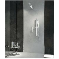 Conjunto de ducha empotrado Imex serie BORNEO
