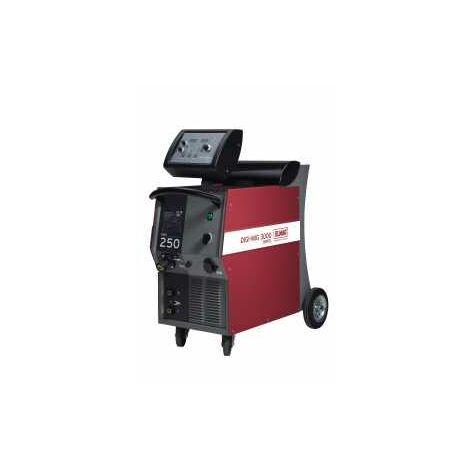 ELMAG Schutzgas-Schweißanlage DIGI-MIG 3000 SYNERGY / DMS 250