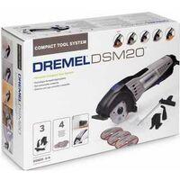 Bosch Dremel DSM20-3/4 Kompaktkreissäge