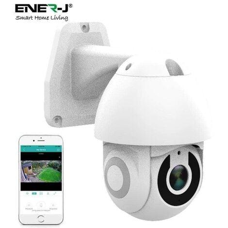 Smart WiFi Dome Outdoor IP Camera, 1080P, PTZ, IP65