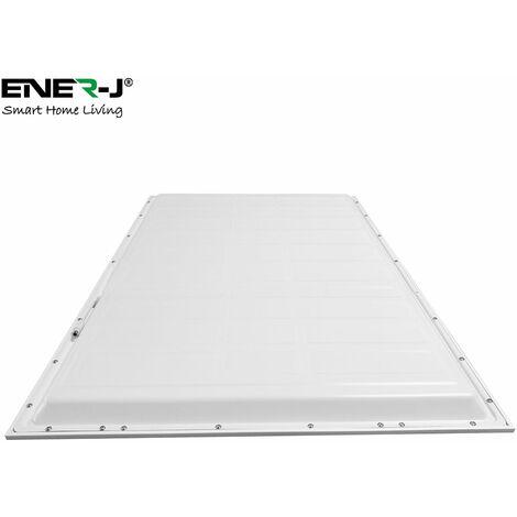 LED Backlit Panel, 120x60cms, 50W, 6000Lm, 4000K, 2 yrs warranty (pack of 2)