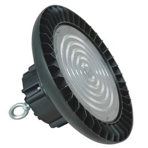 200W UFO Highbay with Phillips LED Chips & 1-10V Dimmable Driver, 140 LM/W, 6000K