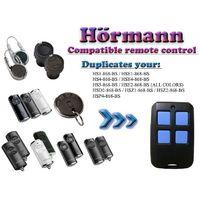 3 X H/örmann HSE2-868-BS t/él/écommandes NOIR 3 pi/èces!! Top qualit/é de la t/él/écommande dorigine HORMANN au meilleur prix !! 868,3Mhz BiSecur /émetteurs 2 canaux