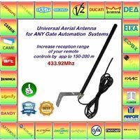 Antenne  AERIAL universelle 433,92 MHz! Compatible avec PROEM, HAUSS