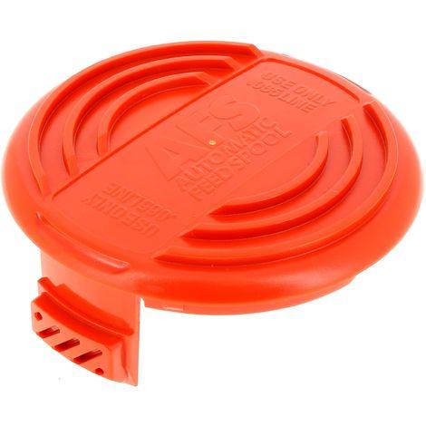 Couvercle de bobine 385022-03n pour Coupe bordures Black & decker