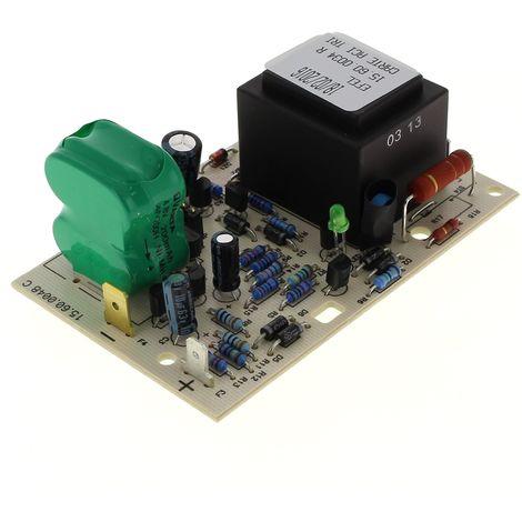 Module electronique 040239 pour Chauffe-eau Thermor, Chauffe-eau Sauter, Chauffe-eau Atlantic, Chauffe-eau Pacific, Chauffe-eau Equation