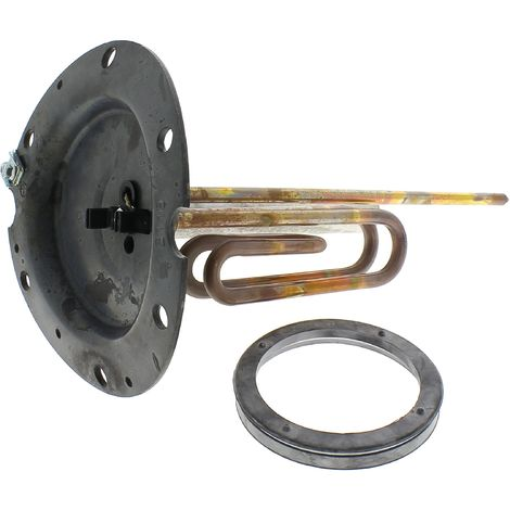 Embase resistance 1600w+joint pour Chauffe-eau Thermor, Chauffe-eau Atlantic, Chauffe-eau Pacific