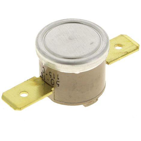 Limiteur de temperature 115° pour Radiateur Thermor, Radiateur Sauter, Radiateur Atlantic
