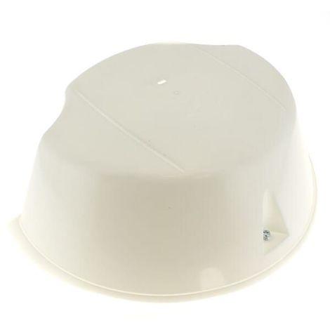 Capot plastique blanc pour Chauffe-eau Atlantic, Chauffe-eau Equation