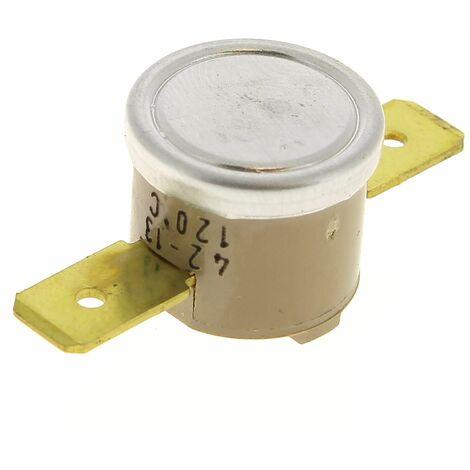 Thermostat 120°nc pour Radiateur Thermor, Radiateur Sauter, Radiateur Atlantic