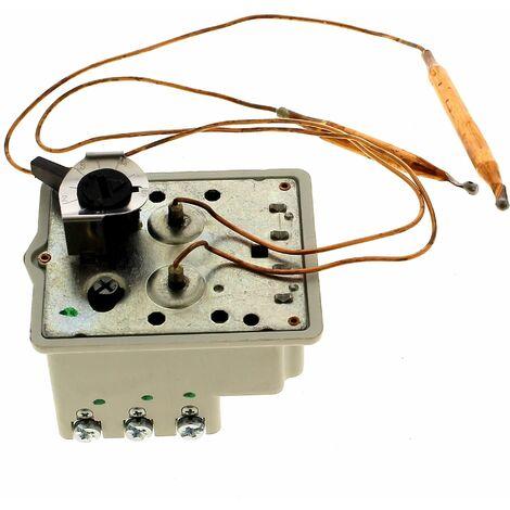 Thermostat kbts9003 450mm pour Chauffe-eau Sauter, Chauffe-eau Chaffoteaux&maury, Chauffe-eau Atlantic, Chauffe-eau Pacific, Chauffe-eau Equation