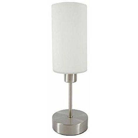 Lampe Chevet Ivresse Tactile 3 intensités - Blanc