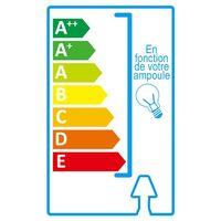 Lampe Chevet Tactile Tour D'Argent - Argent