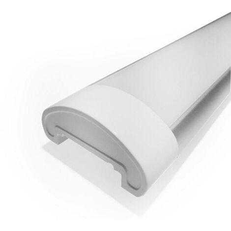 Luminaire linéaire LED 20W 60 cm 1700lm IP40 | Blanc Neutre