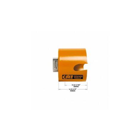 Scie cloche carbure 114 mm usage multiple CMT