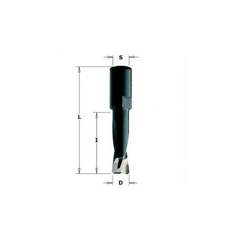 CMT : Fraise carbure pour Domino DF 500 d= 8 mm