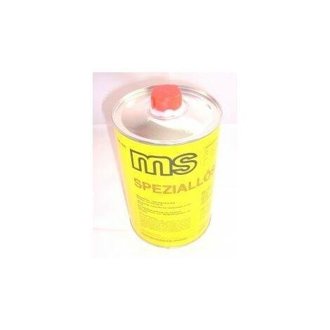 Mastic bois liquide à mélanger : 1 litre - special losung