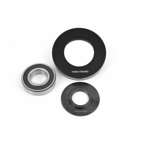 Guide a bille 100 mm avec roulement - toupie 30 mm