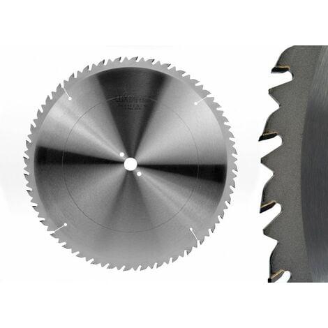 Lame circulaire carbure scie a buches 500 mm Z = 40 Anti-Recul