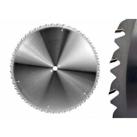 Lame circulaire carbure scie a buches 600 mm Z = 48 Anti-Recul