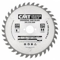 CMT : Lame circulaire carbure 190 z = 24 al: 30mm coupe bois