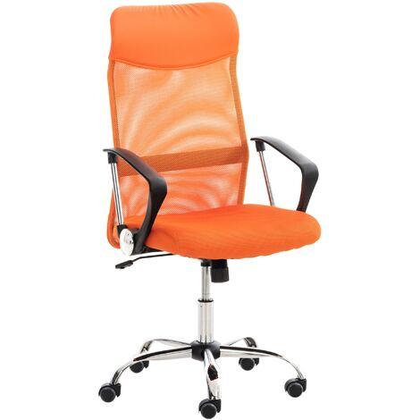 Bürostuhl Washington-orange