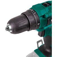 Perceuse-visseuse sans fil VPower 20V. Sans batterie, ni chargeur - 2 embouts de vissage inclus