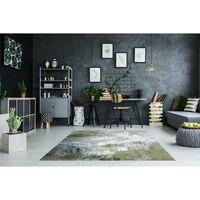 Tapis moderne pour salon abstrait multicolore Lyme Multicolore 160x230 - Multicolore