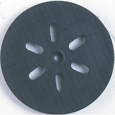 Plateau auto-agrippant Diamètre 150mm 6 trous sur 80mm SEA