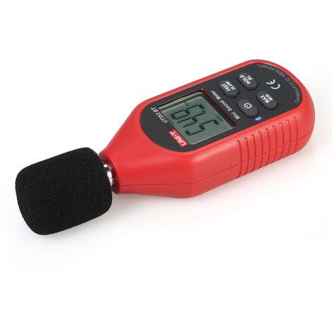Sonometre Numerique Lcd, 30-130Db, Uni-T
