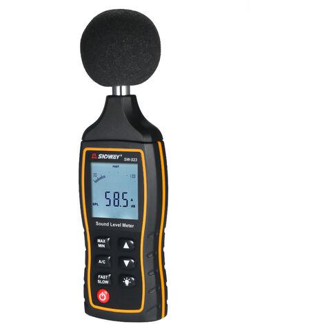 Sonometre, 30-130Db, Avec Ponderation De Frequence A Et C