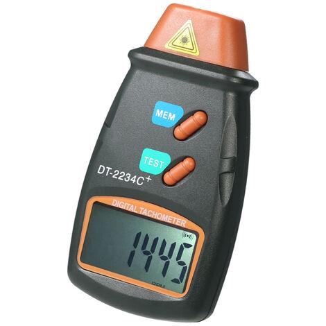 Tachymetre, Plage Tachymetrique 2.5Rpm-99.999Rpm