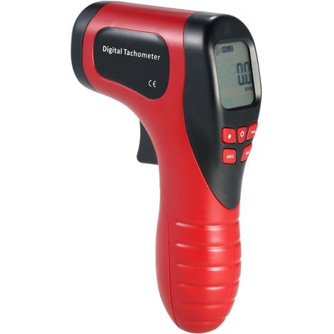 Tachymetre, Plage Tachymetrique 2,5-99999 Tr / Min