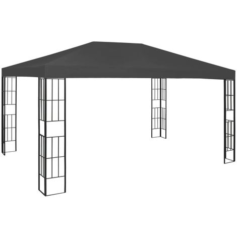Tonnelle 3x4 m Anthracite