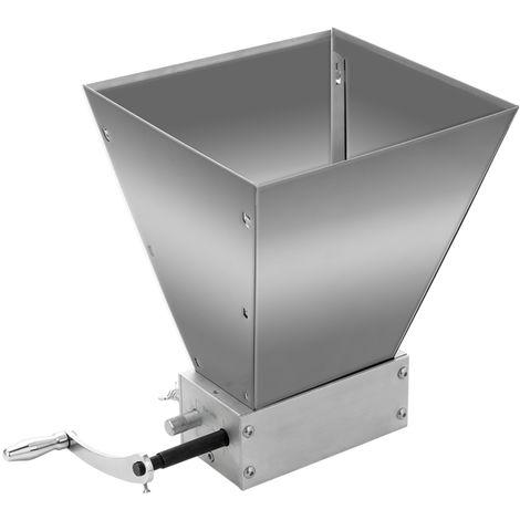 Grains Entiers Mill Hachoir Processeurs Superfine Grand Manuel De Poudre De Mais Machine De Malt En Acier Inoxydable Hachoir