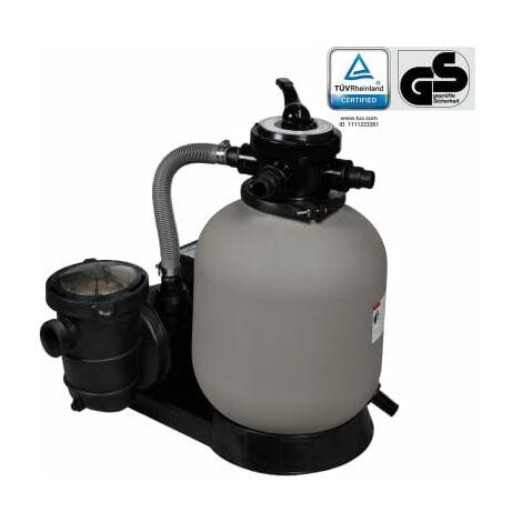 Pompe a filtre a sable 600 W 17000 l/h